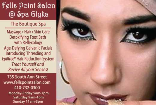 Image of Fell's Point Salon @ Spa Glyka Hair Care, Facials, Massage, Skin Care, Boutique Spa for the Family Baltimore MD